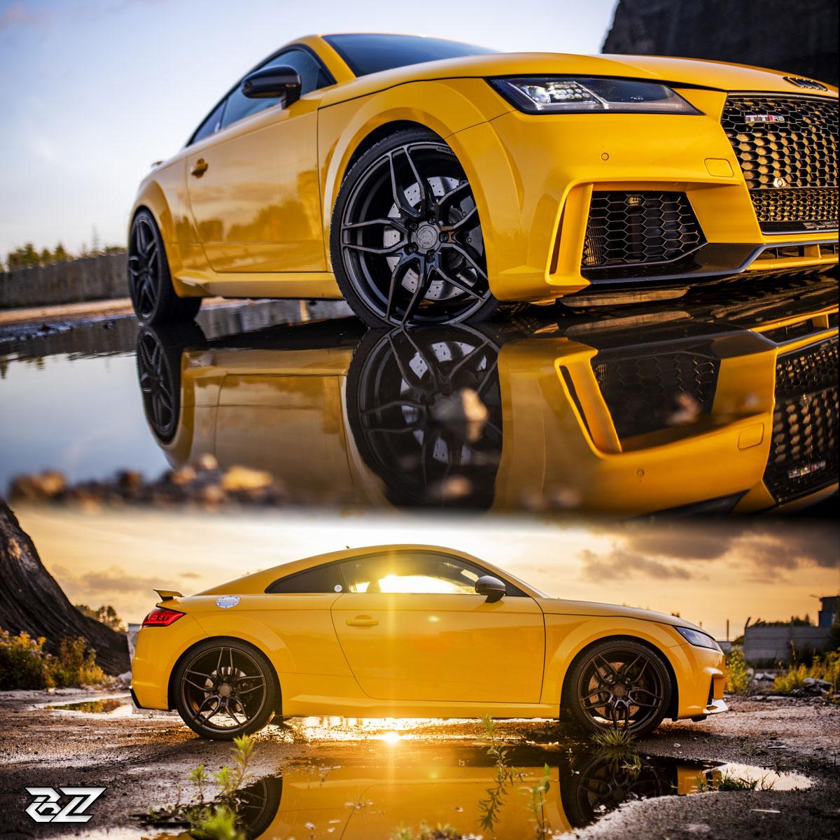 Audi TT RS | Concaver CVR3